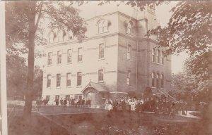 RP; PRESENTS, Ontario, Canada, 1900-10s; High School