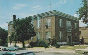 Exterior,Trigg County Courthouse, Cadiz, Kentucky,40-60s