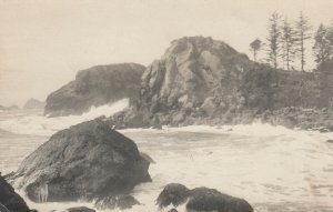 RP: CRESCENT CITY , California , 00-10s ; Lovers Rock and Moody Island