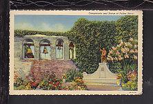 Mission San Juan Capistrano,CA Postcard
