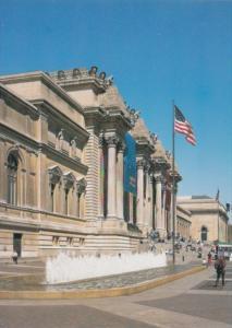 New York City Metropolitan Museum Of Art