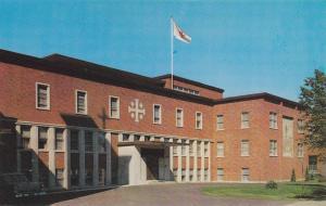 Commissariat de Terre-Sainte, Ottawa Ontario, Canada, 40-60s