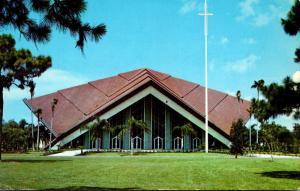 Florida St Petersburg Pasadena Community Church 1962