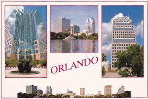 Florida Orlando The City Beautiful's Growing Skyline