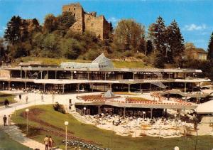 Thermalkurort Badenweiler Kurhaus Promenade