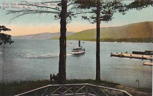 New Jersey View From Grounds Of Fort William Henry