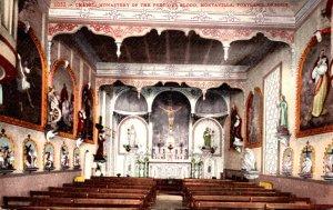 Oregon Portland Montavilla Chapel Monastery Of The Precious Blood