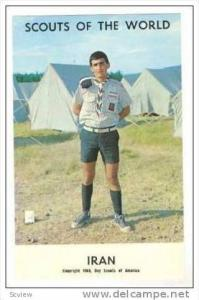 Boy Scouts of the World, Iran,40-60s