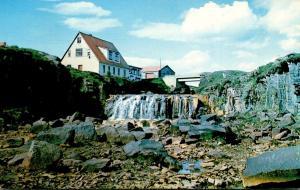 Iceland Scene Near Hella