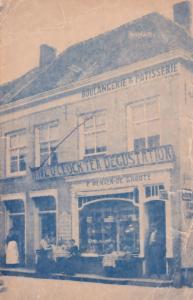 Netherlands; Maison Wemaer Shopfront L'Ecluse Please Read Postcard