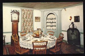 Olde Brookfield, Mass/MA Postcard, Salem Crofs (Cross) Inn