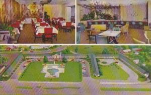 Kentucky Lexington The Springs Motel 1963