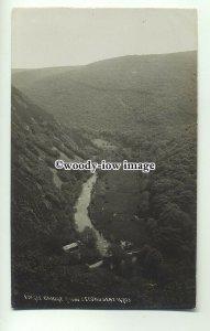 tp9951 - Devon - Fingle Bridge on Teign, from Second Seat - Postcard - Chapman