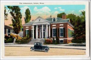 Athenaeum, Salem MA