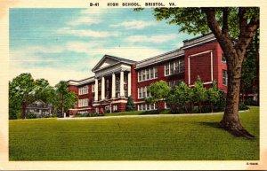 Virginia Bristol High School