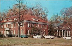 NC, Charlotte, North Carolina, Queens College, Dexter Press No. 96204-B