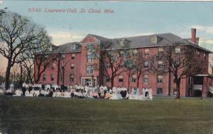 Lawrence Hall , ST CLOUD , Minnesota , PU-1914