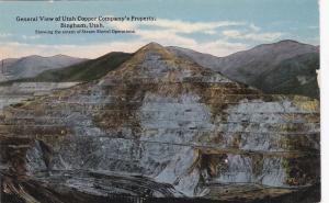 Utah Copper Company Property, Bingham, Utah 1900-10s