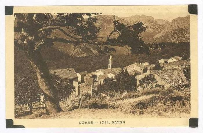 Évisa , France, 00-10s