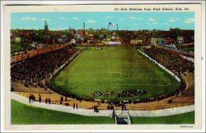 Erie Stadium, Erie PA