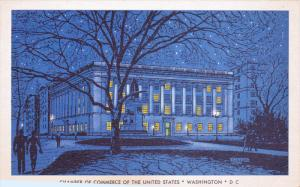 Chamber Of Commerce Of The United States, WASHINGTON, D.C., 1900-1910s