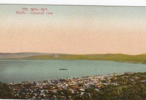 HAIFA , Israel , 1900-10s ; Bird's Eye view #3