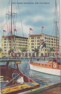 Florida West Palm Beach Hotel George Washington