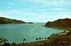 American Samoa Pago Pago Harbor