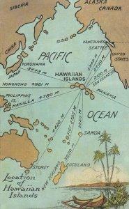 Hawaii , 00-10s ;Map
