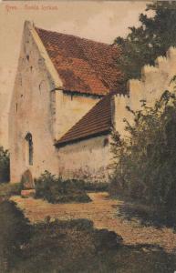 KYRKA, Sweden, PU-1909; Hven, Gamla
