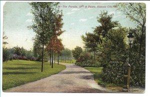 Kansas City, MO - The Parade, 15th & Paseo - 1909