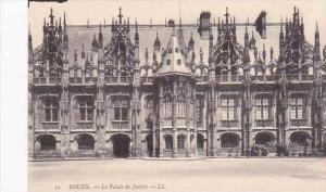 France Rouen Le Palais de Justice