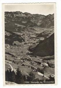 RP  Jaunpass das Simmenthal, PU-1939 Switzerland