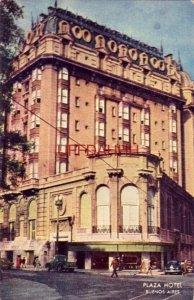 PLAZA HOTEL, BUENOS AIRES, ARGENTINA