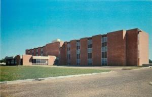 Brookhaven Mississippi~Kings Daughters Hospital~1950s Postcard
