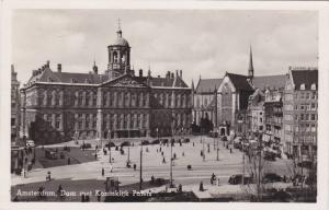 RP; Amsterdam , Netherlands, PU-1953 ; Dam met Koninkijk Paleis
