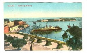 Malta - Saluting Battery, 00-10s