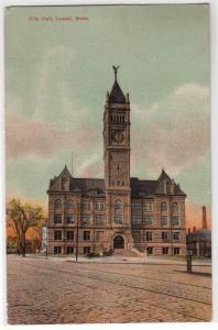 City Hall, Lowell MA
