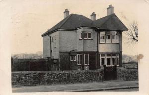 Surrey Villa House 1931 Postcard