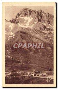 Old Postcard Briancon The Lautaret