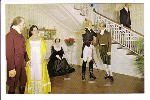 Adams, Dolly Madison, Rachel Andrew Jackson, Monroe, Madison, Hall of Preside...