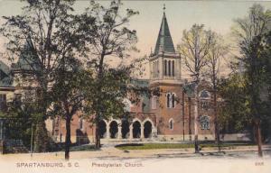 Presbyterian Church ,  Spartanburg , South Carolina , 00-10s