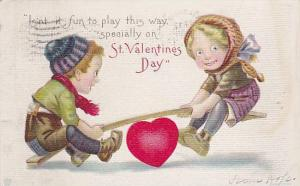 Isn't it fun to play this way 'specially on St. Valentines Day, PU-1917