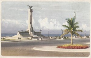 Havana , Cuba , 1949 ; MAINE Monument