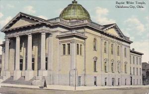 Oklahoma City Baptist White Temple