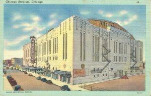 USA Chicago Stadium Chicago Linen 03.56