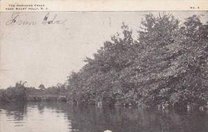 The Rancocas Creek, Near Mount Holly, New Jersey, PU-1907