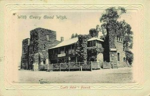 South Africa Castle Hotel Howick postcard