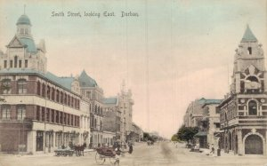 South Africa Smith Street Looking East Durban 05.33