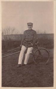 Harness Racing Cart, Corse al Trotto, Postcard